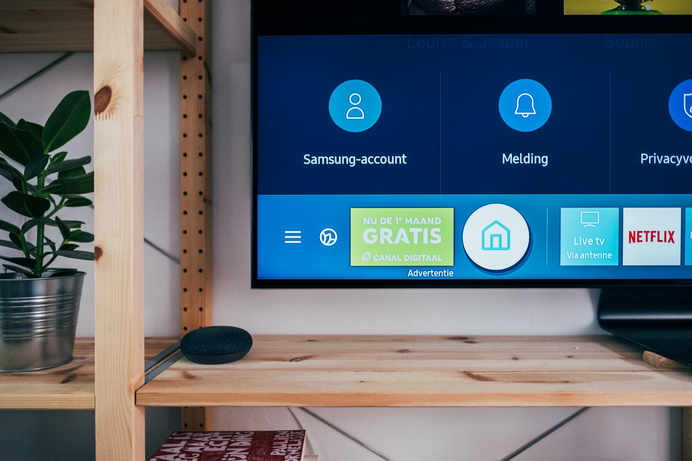 Koop de beste televisie tijdens een aanbieding